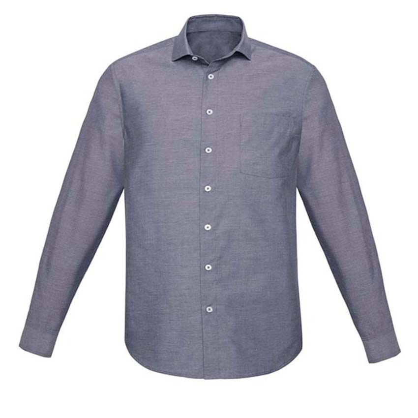 Charlie Slim Fit Long Sleeve Mens Shirt