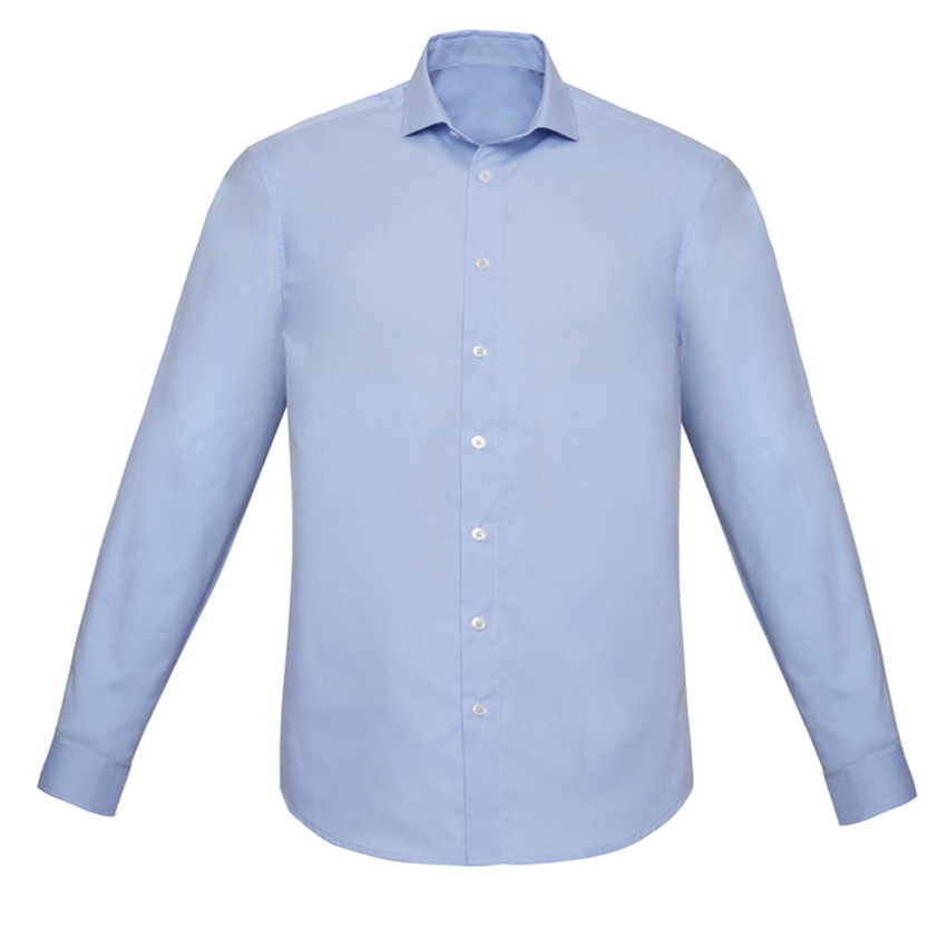 Charlie Classic Fit Long Sleeve Mens Shirt
