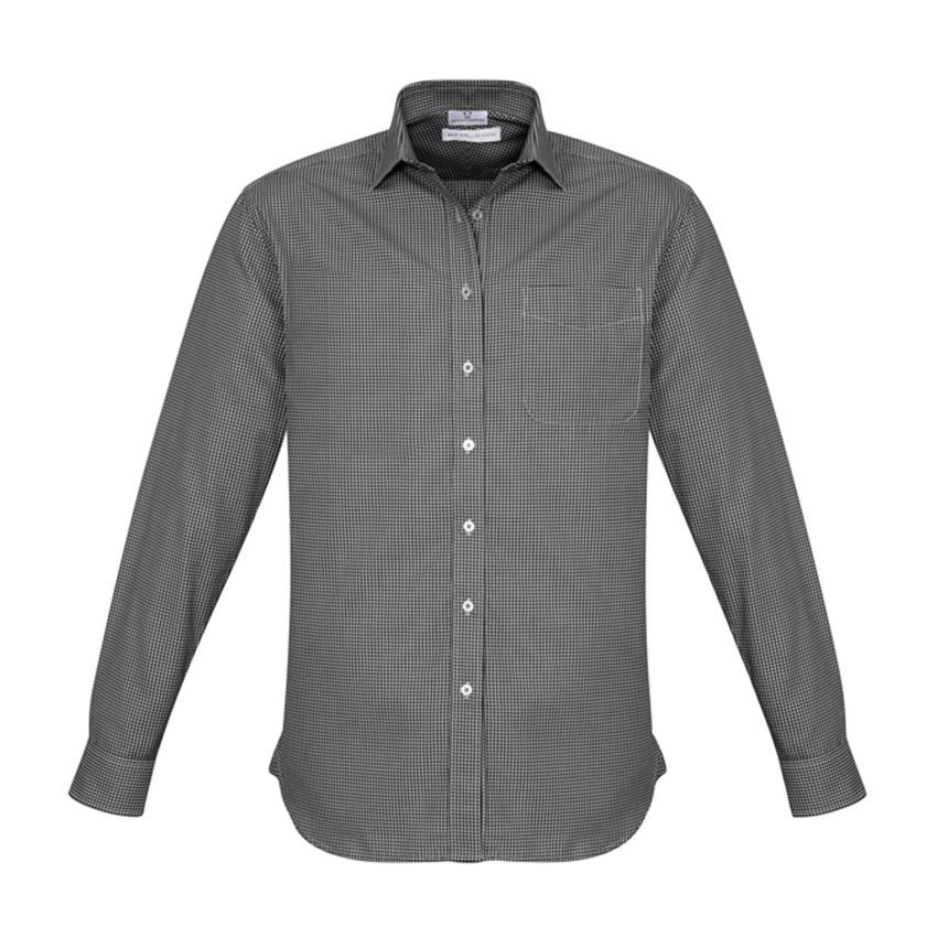 Ellison Mens Long Sleeve Shirt
