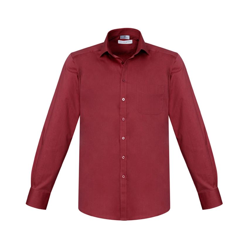 Monaco Mens Long Sleeve Shirt