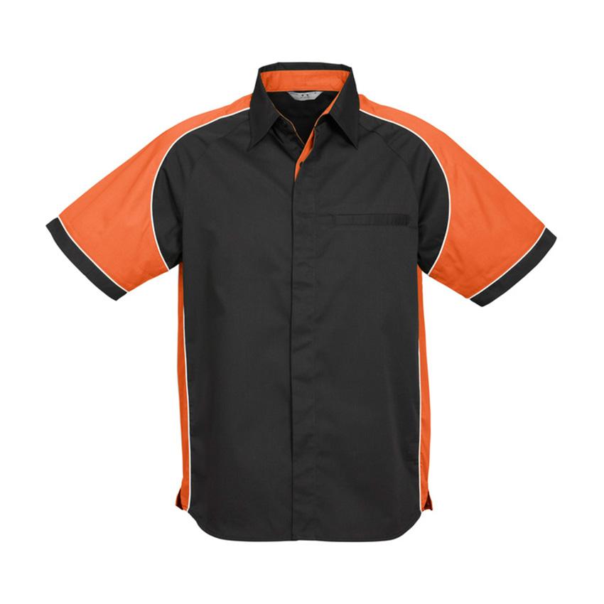 Nitro Mens Short Sleeve Shirt