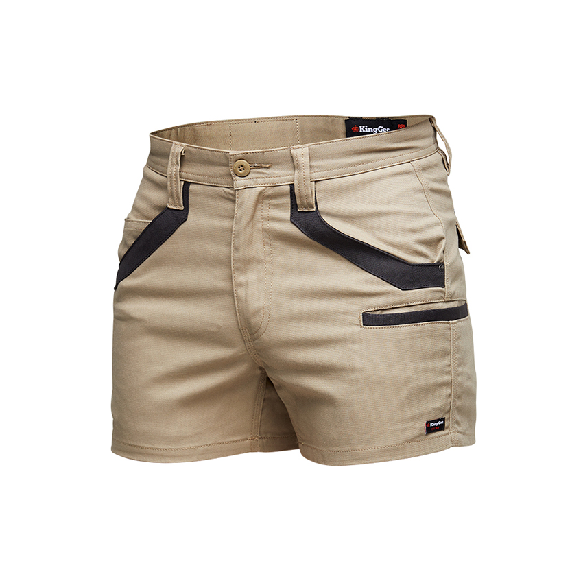 Tradies Utility Mens Short Shorts