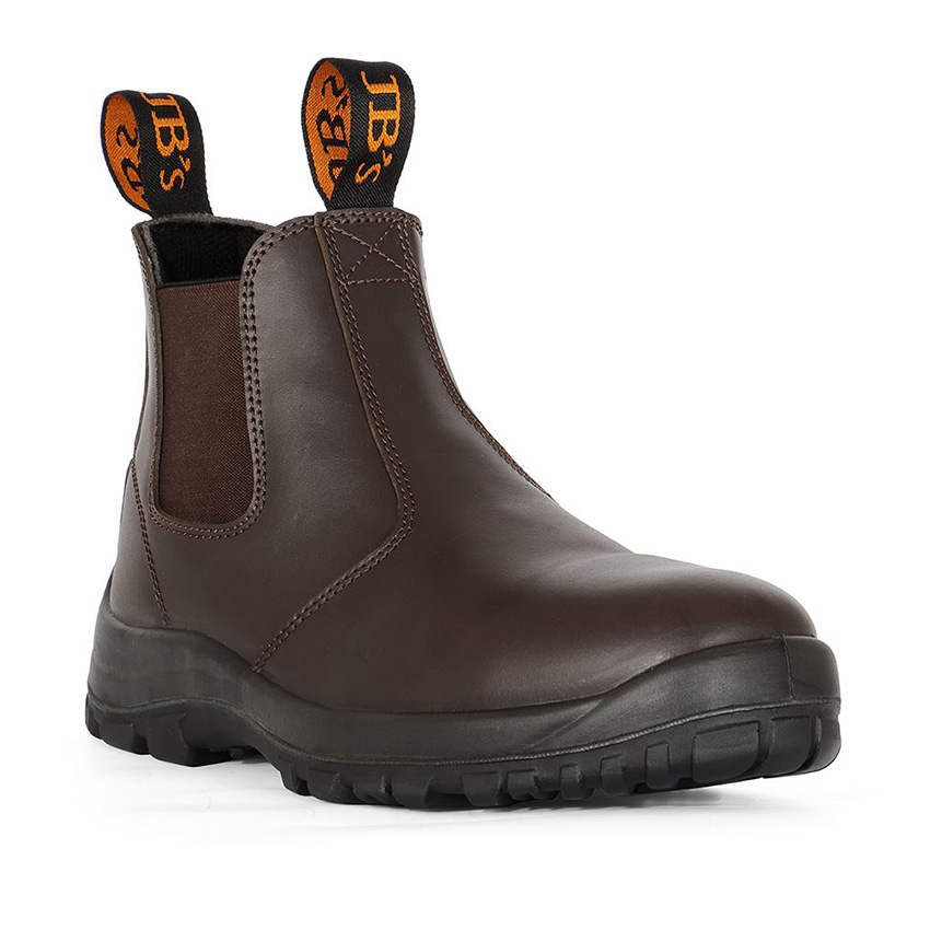 Traditional Soft Toe Mens Boot