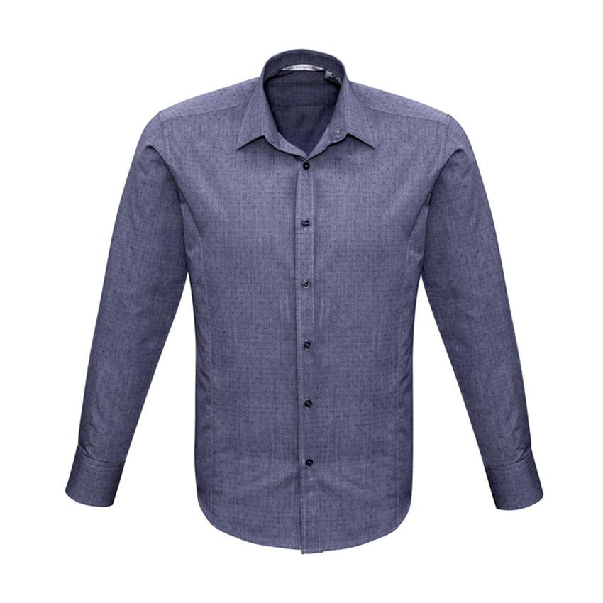 Trend Mens Long Sleeve Shirt