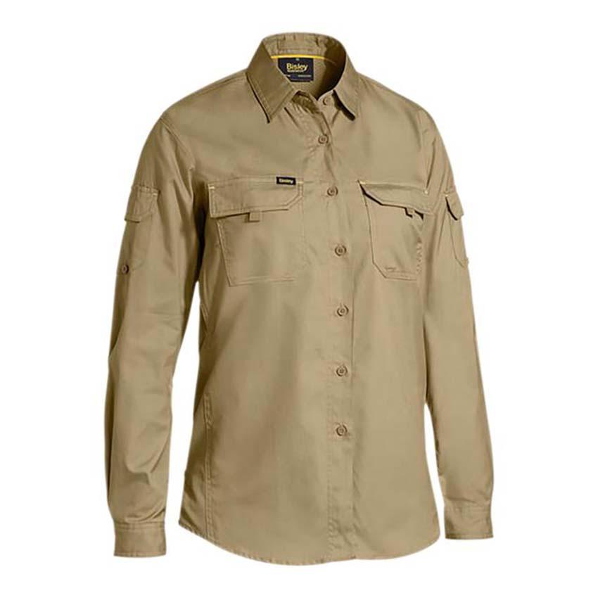 X Airflow Ripstop Ladies Shirt