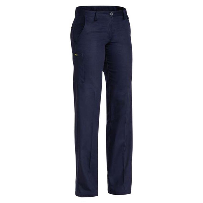 Original Cotton Drill Work Ladies Pants