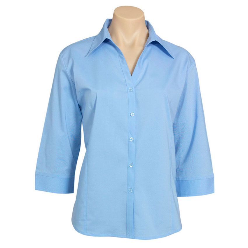 Metro 3/4 Sleeve Ladies Shirt
