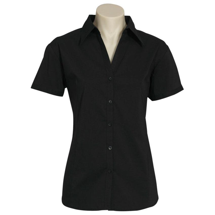 Metro Short Sleeve Ladies Shirt