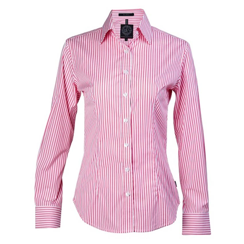 Classic Fit, Long Sleeve Ladies Shirt